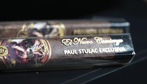 PAUL STULAC CIGARS DEBUTS EL NUEVO COMIENZO WITH PRIVADA CIGAR CLUB